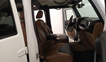 JEEP WRANGLER UNLIMITED SAHARA 4×4 2014 BLANCO 5PTS.AUTO. full