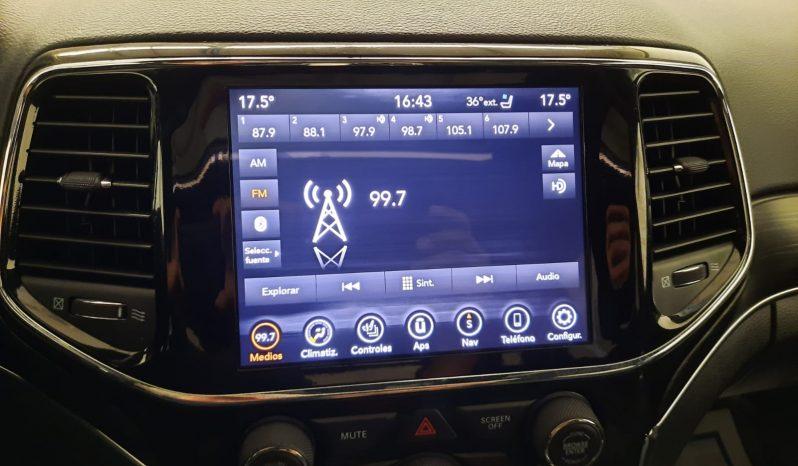 GRAND CHEROKEE LIMITED LUJO 2021 BLANCO BRILLANTE 5PTS. AUTO. full